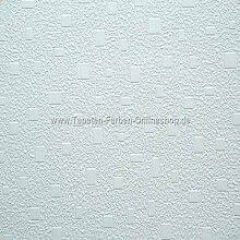 Marburger Decke Tapete in weiß (geweißt - kein