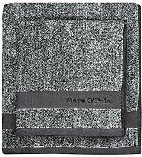 Marc O'Polo Handtuch, Silber