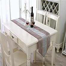 marca blanca fleckenabweisende Tischdecke -