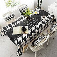 marca blanca Home Tischdecke Lotuseffekt