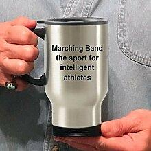 Marching Band Travel Mug - Der Sport für