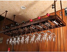 Marching orchid Weinglas Rack Upside Down Home