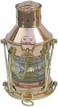mare-me Schiffslampe Kupfer elektrisch