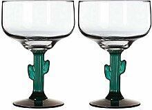 Margarita-Gläser – Cocktailgläser – 2 Stück