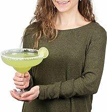 Margarita-Glas Cinco De Mayo, extragroß, für ca.