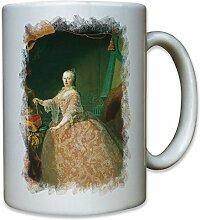 Maria Theresia von Österreich Adel - Tasse Kaffee Becher #11886