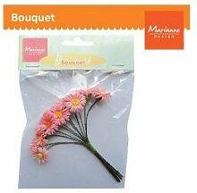 Marianne, Design Blumenstrauß Die Pink