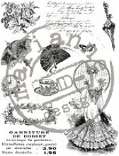 Marianne Design Clear Stempel Victorian Frauen 2