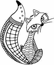 Marianne Design Doodle Fox