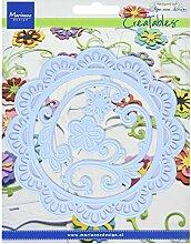 Marianne Design Rahmen Kreis Creatable sterben, blau Kreis blau