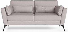 Marie Claire Home | 2-Sitzer-Sofa Susan beige