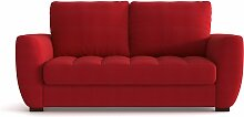 Marie Claire Home | Marie 2-Sitzer Sofa rot