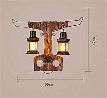 Mariisay Wandlampe Loft Amerikanischen Vintage