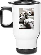 Marilyn Monroe James Dean Filmposter, 450 ml,