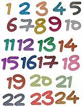 marinamalina adventskalender Zahlen
