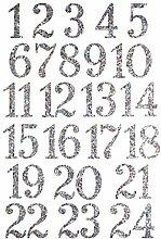 marinamalina adventskalender Zahlen aufbügeln