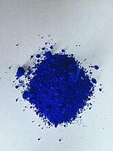 Marine Blau (4Lb) Pigment/Farbstoff für Beton, Putz, Holz, Metall, Keramik, Wandfarbe, Ziegel, Fliesen, Render, Pointen, Mörser 4