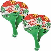 marion10020 2X Beachball Set Beach Ball 2