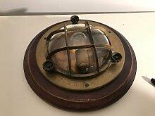 Maritime italienische Vintage Wandlampe