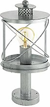 Maritime Stehlampe Klar Höhe 41cm E27