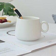 Mark Cup Einfache Kaffeetasse Set Kreative