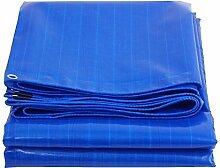 Markisen-Regen-Abdeckungs-LKW-Auto-Lastwagen-Sonnenschutzdach-Plane-Segeltuch-haltbarer Sonnenschutz-regendichte Markise-Regen-Abdeckungs-LKW im Freien, 500g/m², Stärke 0.45mm, (Größe: 3 * 4m)