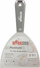 Markson Platinum Series Flex Spachtel, Edelstahl,