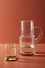 Marlo Krug und Glas im Set - Clear