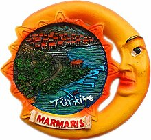 Marmaris Türkei 3D Kühlschrank