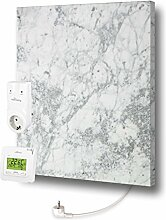 Marmony C480 Plus 500 Watt Infrarotheizung Carrara inkl. MTC-35 Funkthermosta