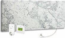 Marmony C780 Plus 800 Watt Infrarotheizung Carrara inkl. MTC-35 Funkthermosta