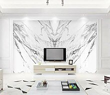 Marmor Fototapete 3D 200Cmx140Cm Textur Weiß