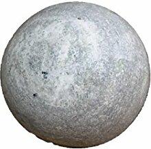 Marmor Kugel, Frostfes