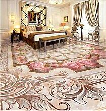 Marmor Muster 3D Bodenbelag Tapeten Für