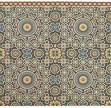 Marokkanische Fliesen Wandfliesen 1 qm bunt Muster