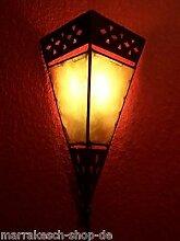 Marokkanische Flurlampe Rabat natur