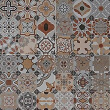 Marokkanische Keramikfliesen orientalisch