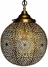 Marokkanische Marokko Messing Deckenlampe Lampe Kugellampe Maroc