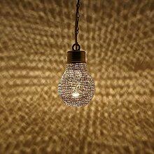 Marokkanische Pendelleuchte orientalische Lampe |