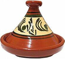Marokkanische Tajine Tanger glasiert Ø 26cm