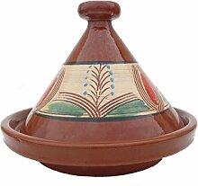 Marokkanische Tajine zum Kochen ø 30 cm für 2-4