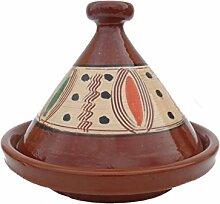 Marokkanische Tajine zum Kochen ø 35 cm für 3-5