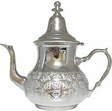 Marokkanische Teekanne Barradi 1,2 l