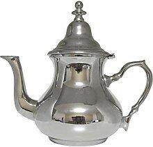 Marokkanische Teekanne Barradi Simple 1,2 l