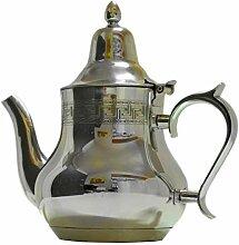 Marokkanische Teekanne Barradi Simple 750 ml