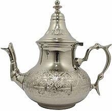 Marokkanische Teekanne Barradi XL 2 l