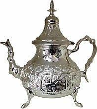 Marokkanische Teekanne Royal XL 2 l