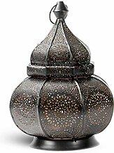 Marokkanische Vintage Laterne | Teelichthalter |
