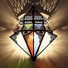 Marokkanische Wandlampe orientalische Wandleuchte