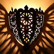 Marokkanische Wandleuchte orientalische Wandlampe